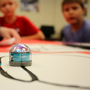 Battle Ground students create and code with Ozobots