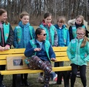 Battle Ground dedicates new buddy benches