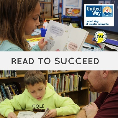 Be a Read to Succeed volunteer